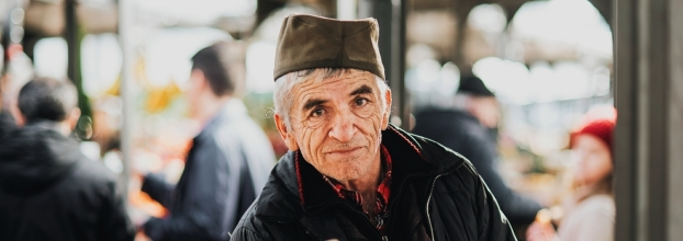 Balcãs: Apresentação de viagem Nomad