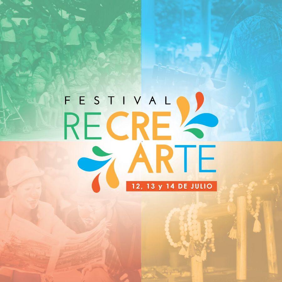 Festival RecreArte. Diversión y dispersión