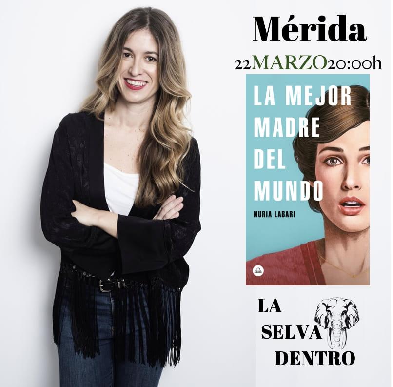 La mejor madre del mundo  || presentación Mérida