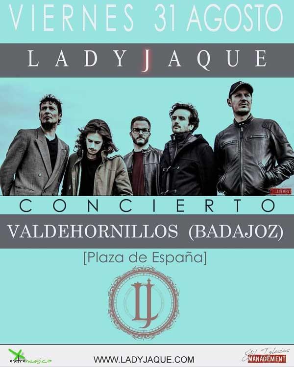 LADY JAQUE en Valdehornillos