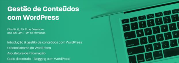 Curso de Gestão de Conteúdos com WordPress