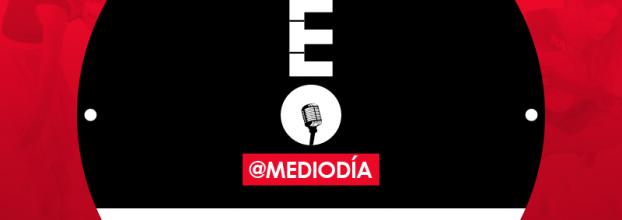 TEO@MEDIODIA. FLORES EN EL PIANO