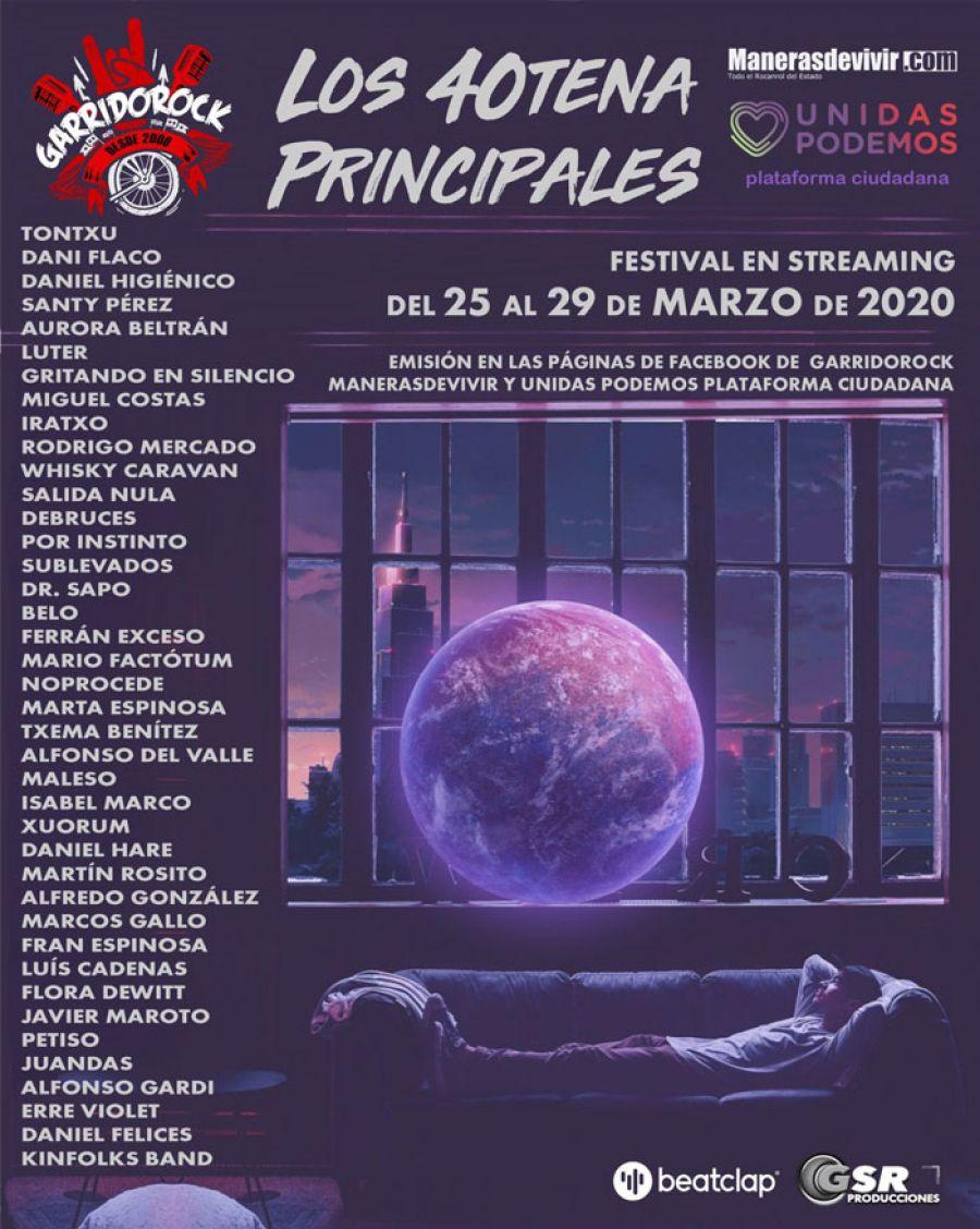 LOS 40TENA PRINCIPALES Festival
