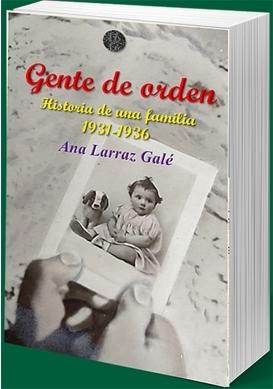 PRESENTACIÓN DEL LIBRO 'GENTE DE ORDEN'