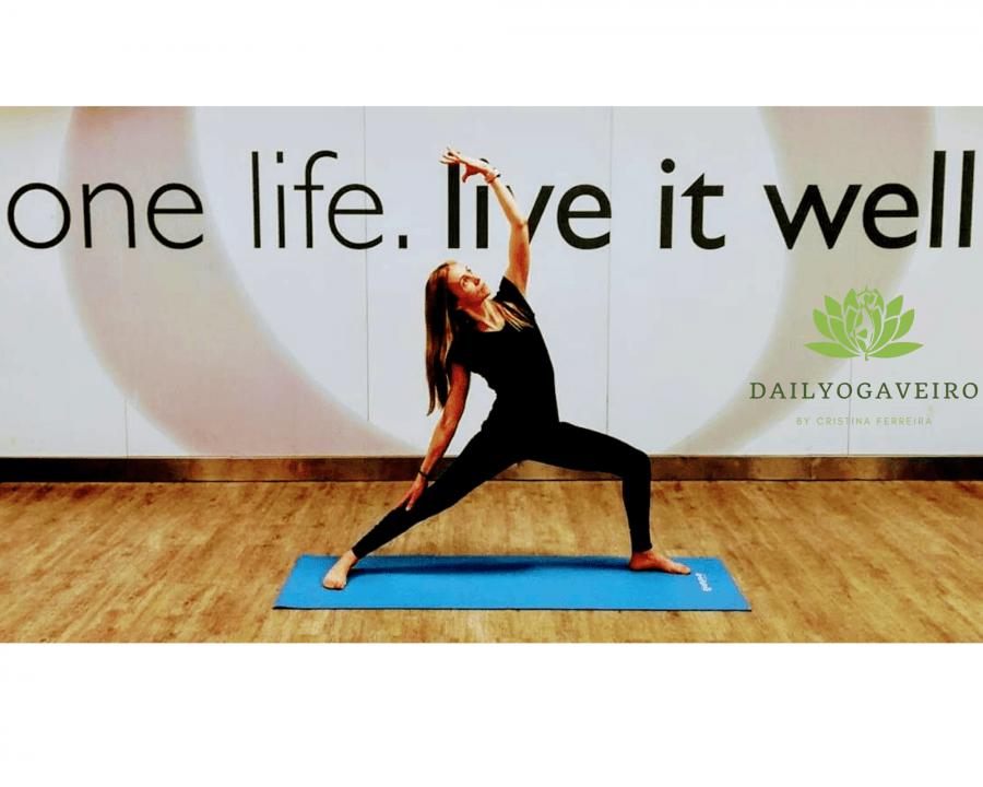 Hatha Yoga – Aula Regular – Quartas às 9h30