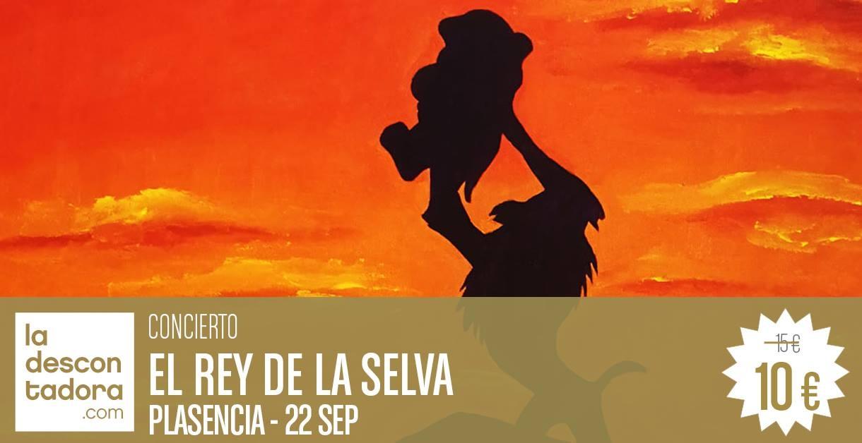 El Rey de la Selva // Concierto Tributo al Rey León