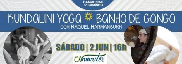 Kundalini Yoga & Gongo com 'Harmonias do Caminho' em Viseu