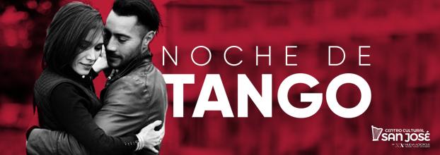 Noche de tango. Compañía Tango Saudade