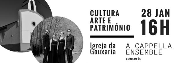 Ciclo Cultura, Arte e Património | A Cappella Ensemble