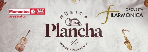 Música plancha. Orquesta Filarmónica