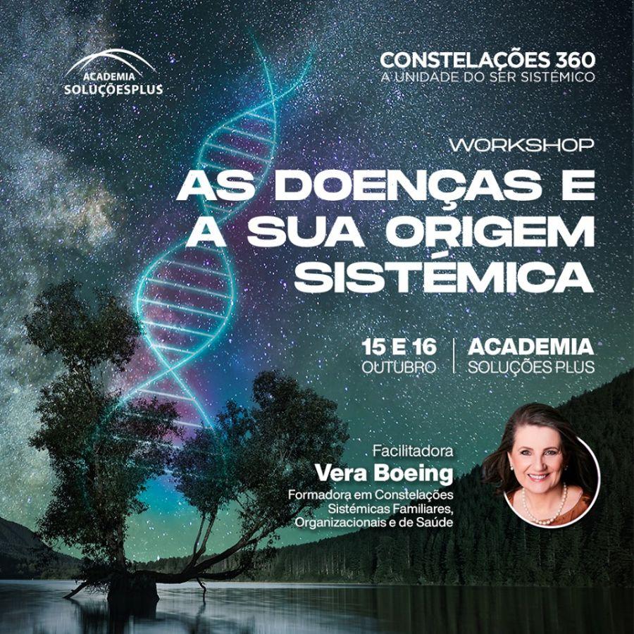 Workshop As doenças e a sua origem sistémica
