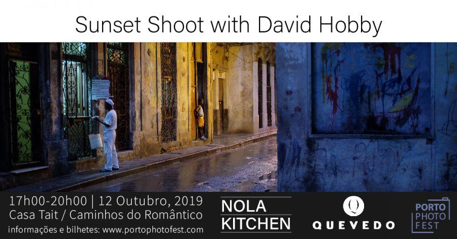 David Hobby: Sunset Shoot