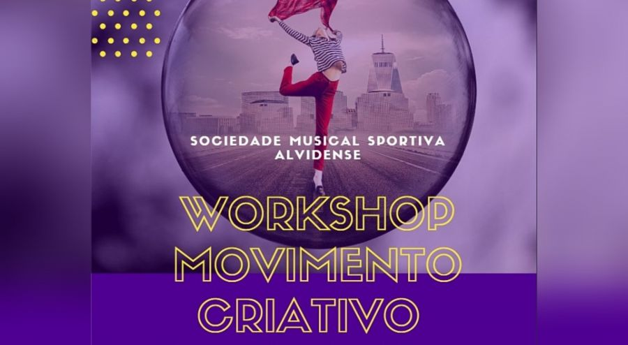 Workshop Movimento Criativo