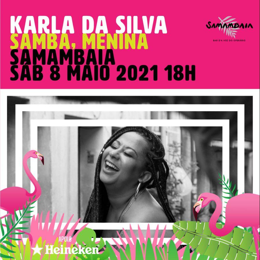 Karla da Silva, Samba Menina