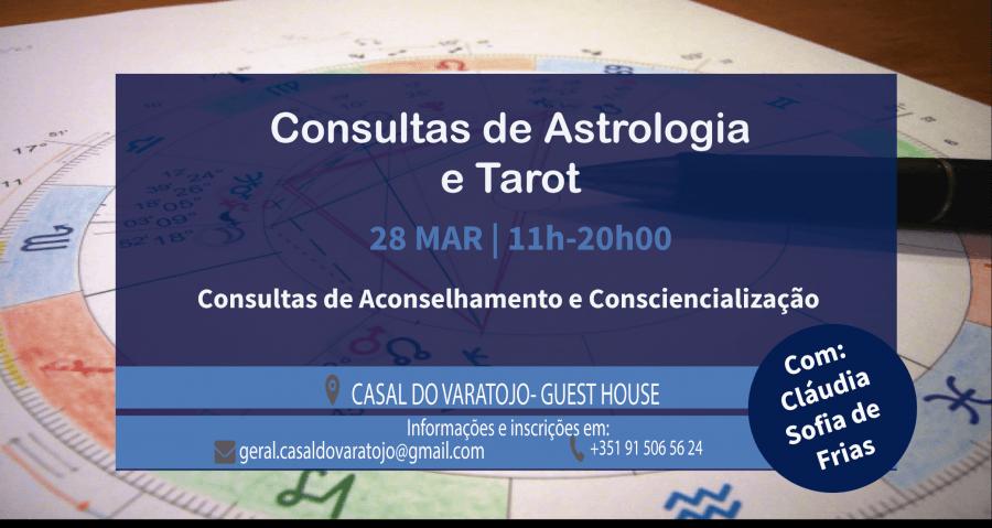 Consultas de Astrologia e Tarot