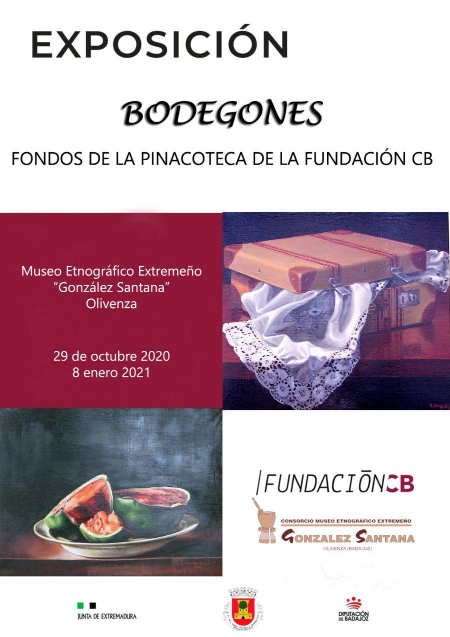Bodegones. Fondos de la pinacoteca de Fundación CB