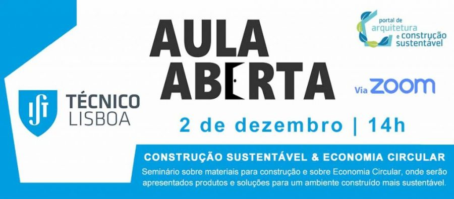 AULA ABERTA | INSTITUTO SUPERIOR TECNICO DA UNIVERSIDADE DE LISBOA