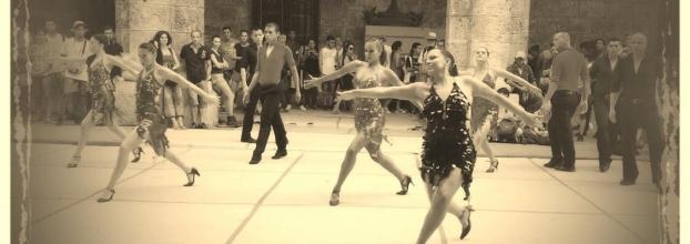El lenguaje secreto de los guardianes. Fusión híbrido de baile popular