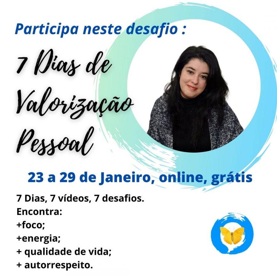 Desafio: 7 Dias de Valorização Pessoal