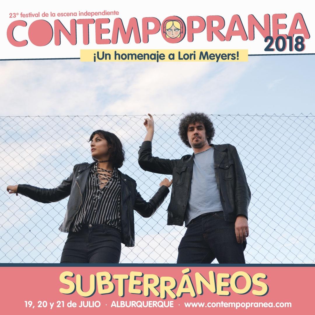 SUBTERRÁNEOS // Escenario SERGIO ALGORA