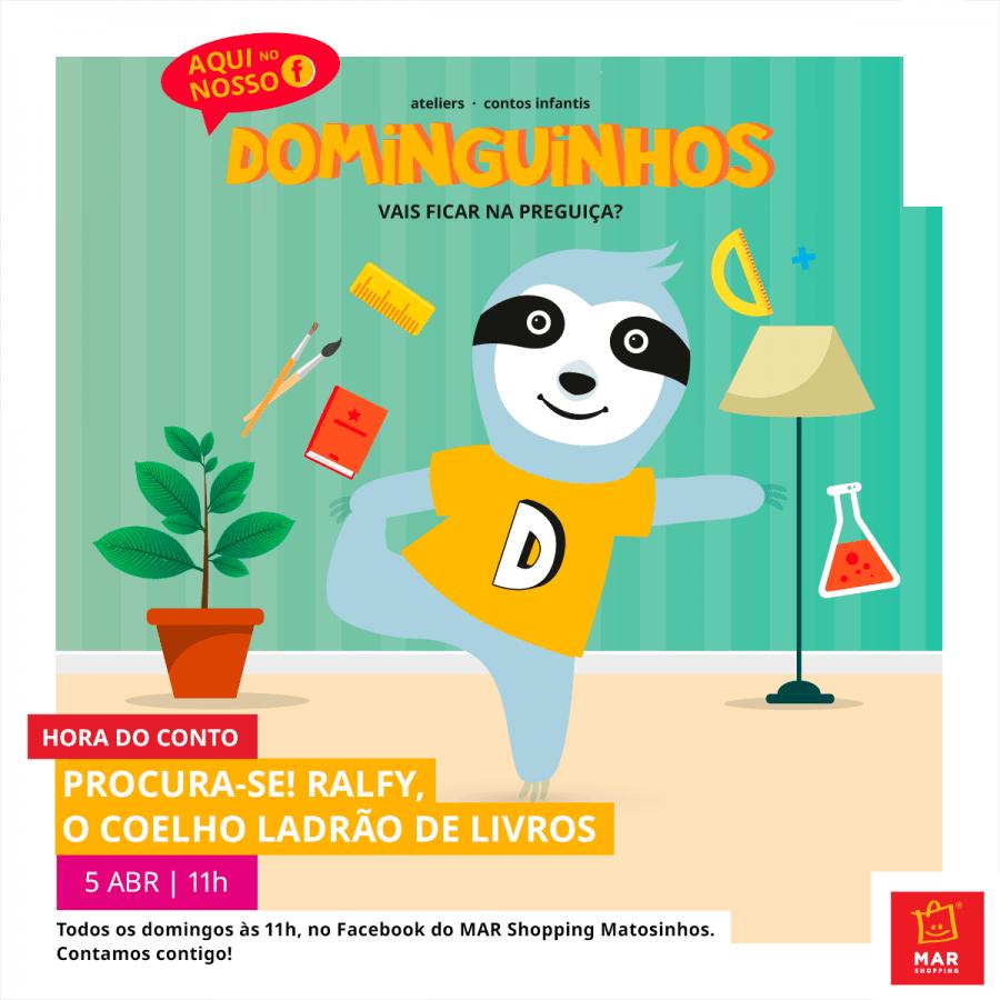 'Dominguinhos'- Eis o MAR Shopping Matosinhos online!