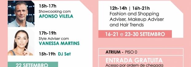 Fim de semana com estilo e bons paladares na companhia de Afonso Vilela e Vanessa Martins