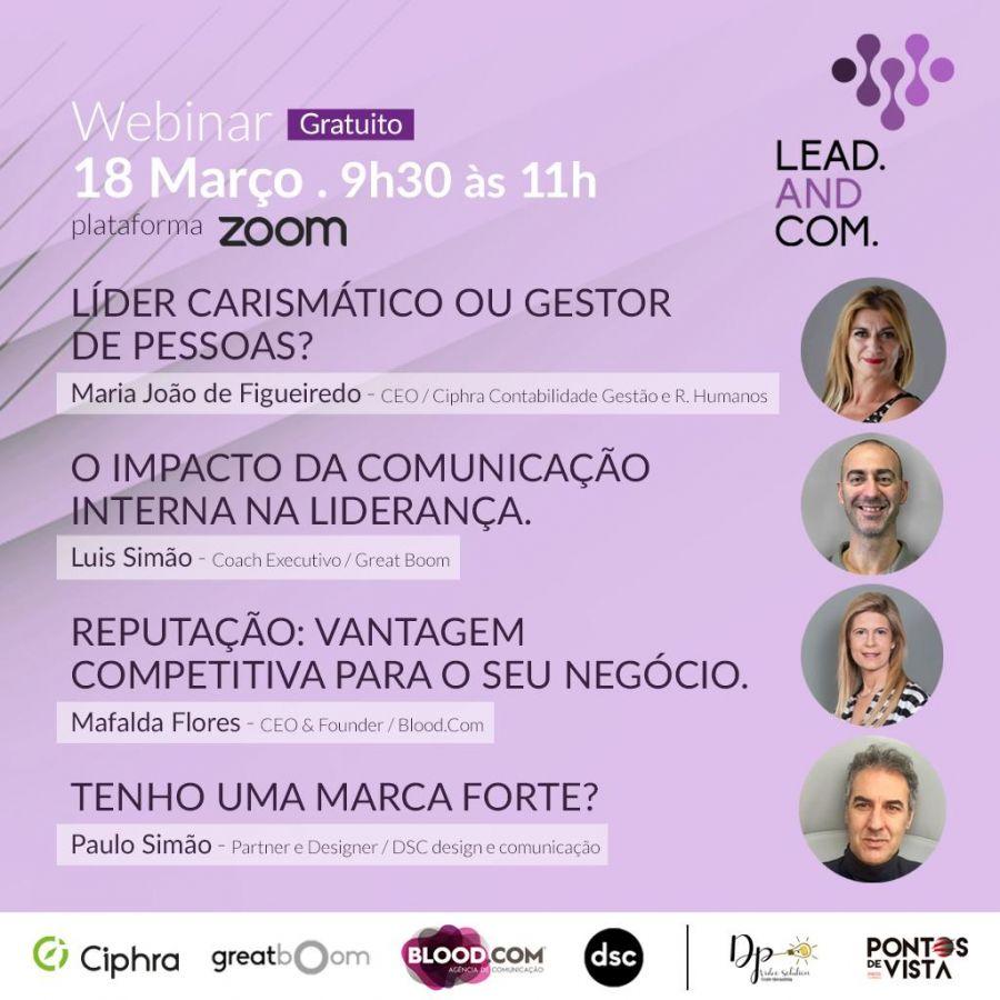 LEAD&COM - A COMUNICAÇÃO COMO ESTRATÉGIA DE LIDERANÇA NAS EMPRESAS