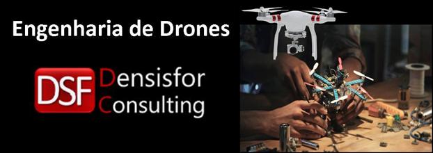Curso de engenharia de Drones