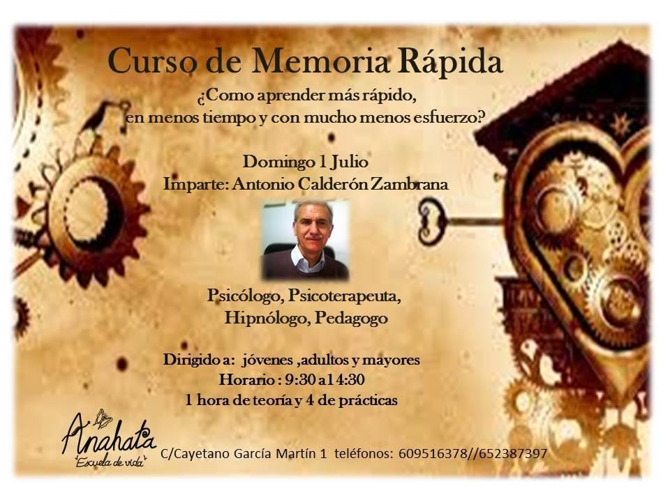 Curso de Memoria Rápida