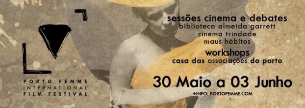 Porto Femme - Festival Internacional de Cinema 2018