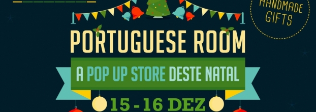 The Portuguese Room Pop-Up Store de Natal