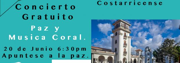 Concierto inaugural. III International Choral Fest