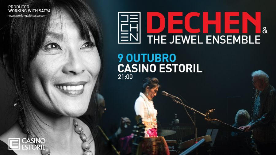 DECHEN & THE JEWEL ENSEMBLE
