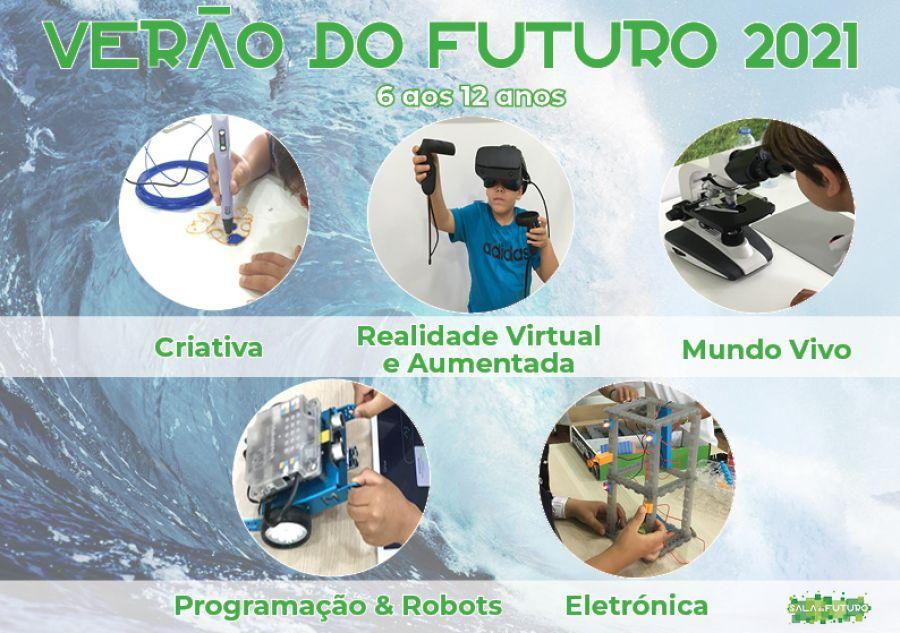 Verão do Futuro - Férias Escolares