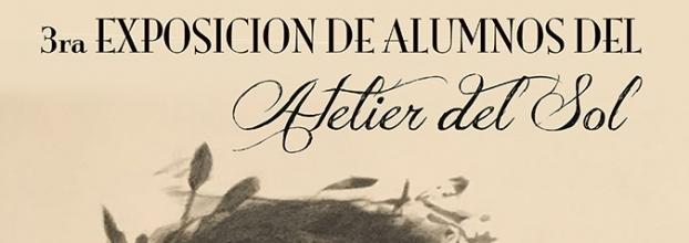 Atelier del Sol. Colectivo. 3ra edición