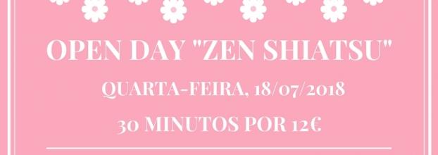 Open Day 'Zen Shiatsu'