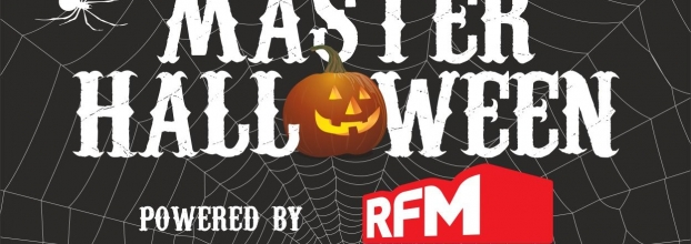 MASTER HALLOWEEN - POWERED BY RFM