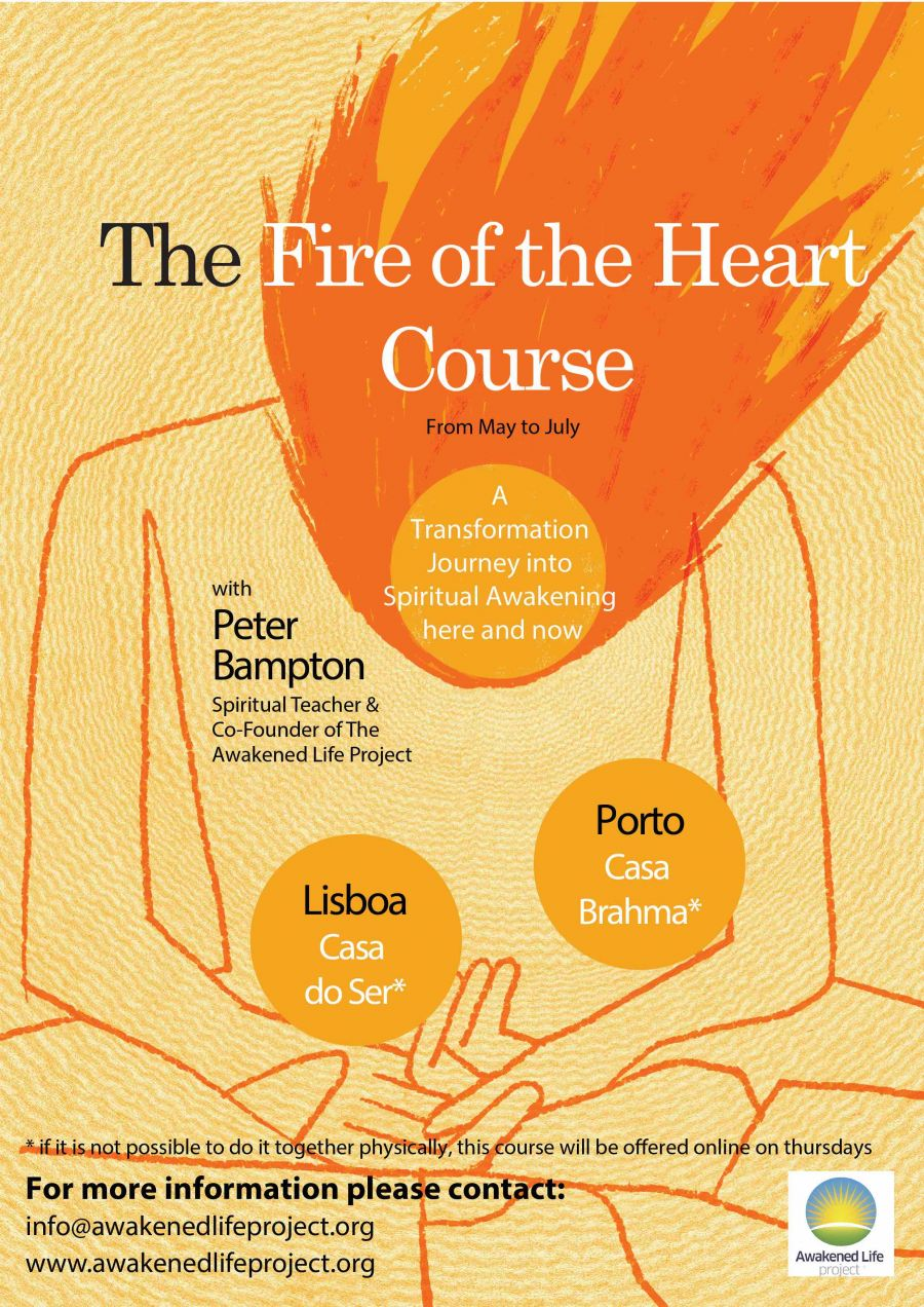 The Fire of the Heart Course ONLINE