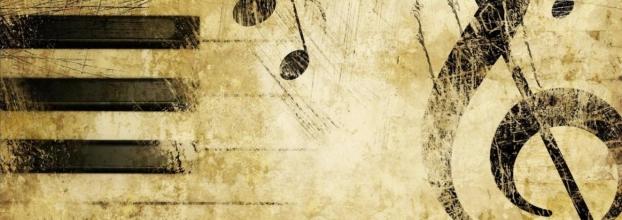 Música para violín, viola, arpa y flauta
