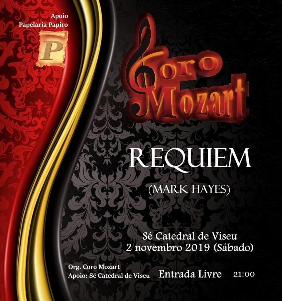 Coro Mozart | REQUIEM (Mark Hayes)