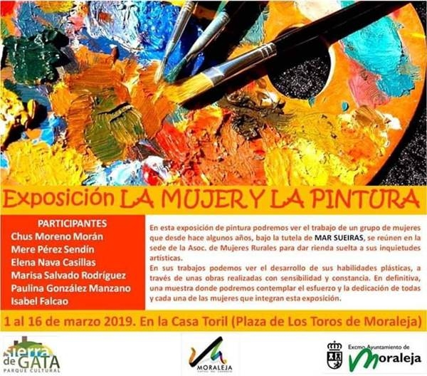Exposición 'La Mujer y la Pintura'