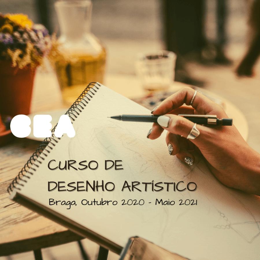 Curso de Desenho Artístico CEA