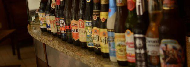 Prova de Cervejas Importadas