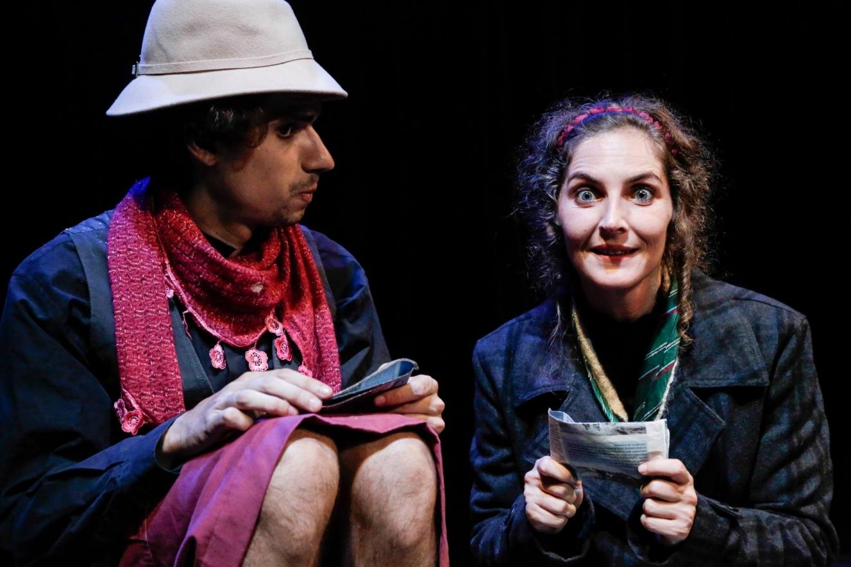 Teatro Ciclo D'Rule | 'In-comunicaciones'