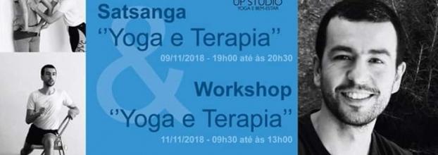 Workshop Yoga e Terapia