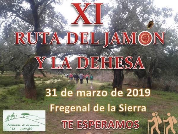 XI RUTA DEL JAMÓN Y LA DEHESA
