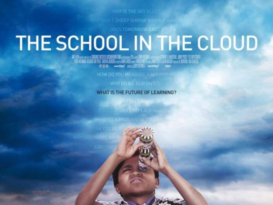 Ciclo de cine y derecho a la educación. The school in the cloud. 2018