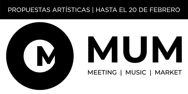 PROPUESTAS ARTÍSTICAS | MUM 2019