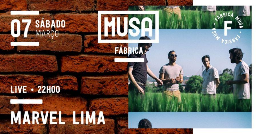 Marvel Lima I Live e DJ Set