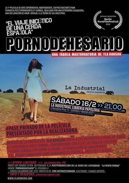 Pase privado PORNODEHESARIO || La Industrial